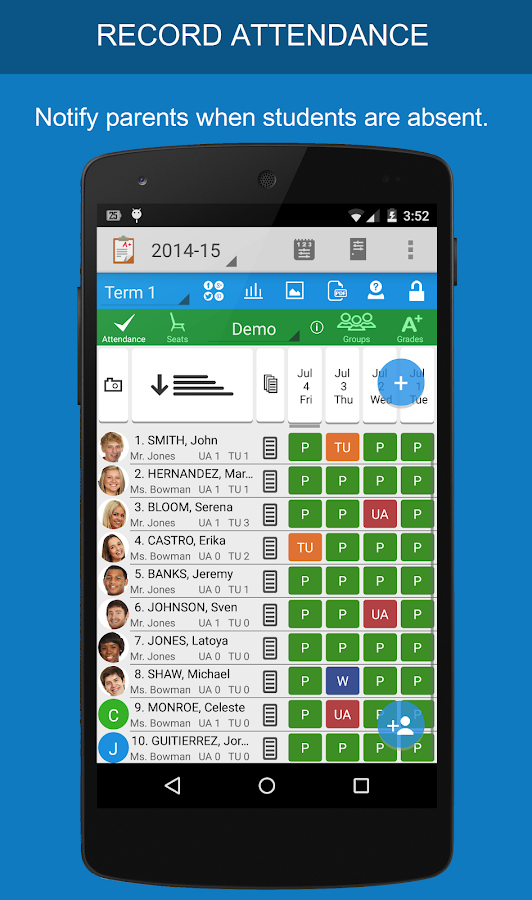 Teacher Aide Pro 2 - screenshot