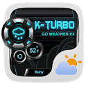 K-Turbo Weather Widget Theme icon