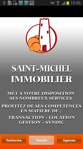 SAINT-MICHEL IMMOBILIER