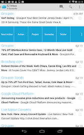 IQTELL Email app and GTD® Screenshot 9