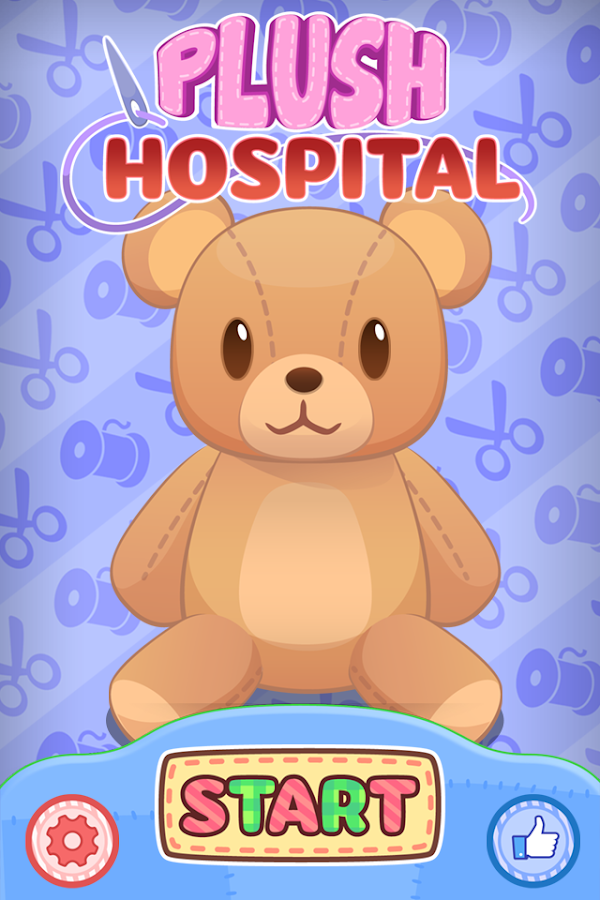 Plush Hospital - Pet Doctor- screenshot