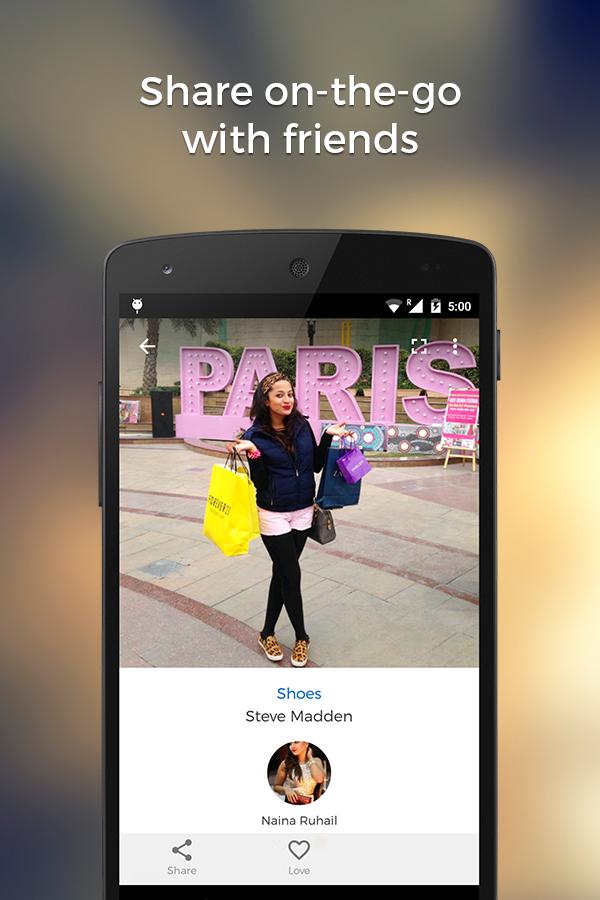Wooplr - Fashion Shopping App - screenshot