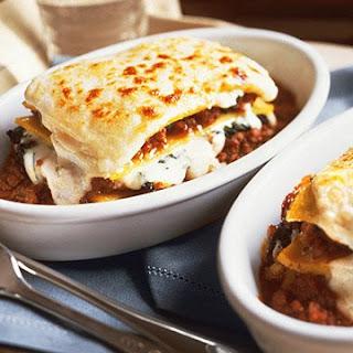Polenta Lasagna