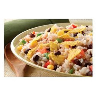 Southwestern Rice Salad.
