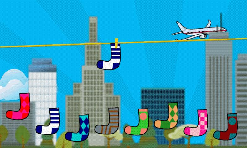 Kids Socks Plus- screenshot