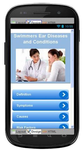 Swimmers Ear Information