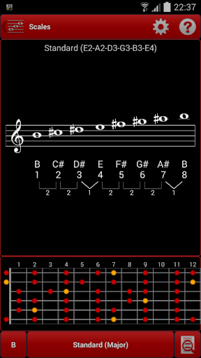 smart Chords Scales Guitar...