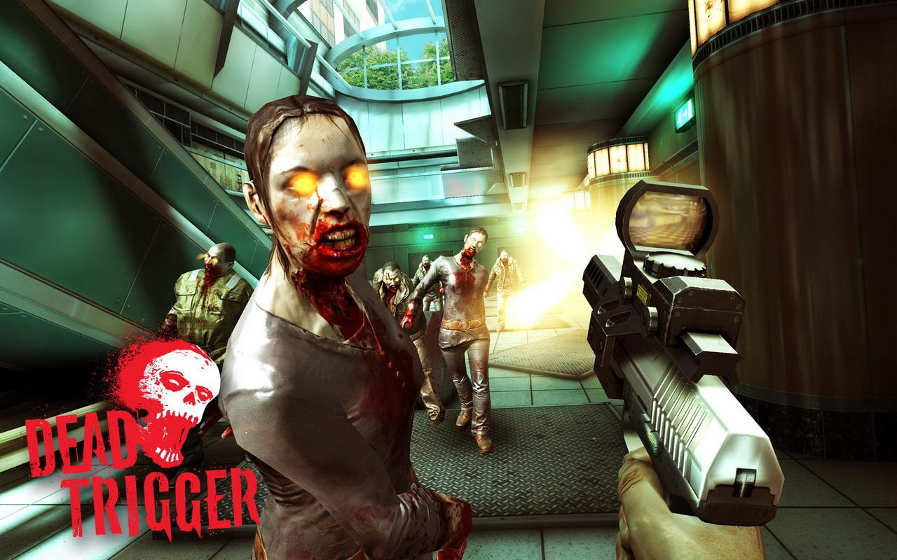 DEAD TRIGGER screenshot #2