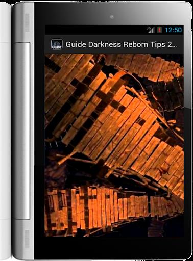 Guide Darkness Reborn Tip 2015