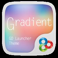 Gradient GO Launcher Theme v1.0