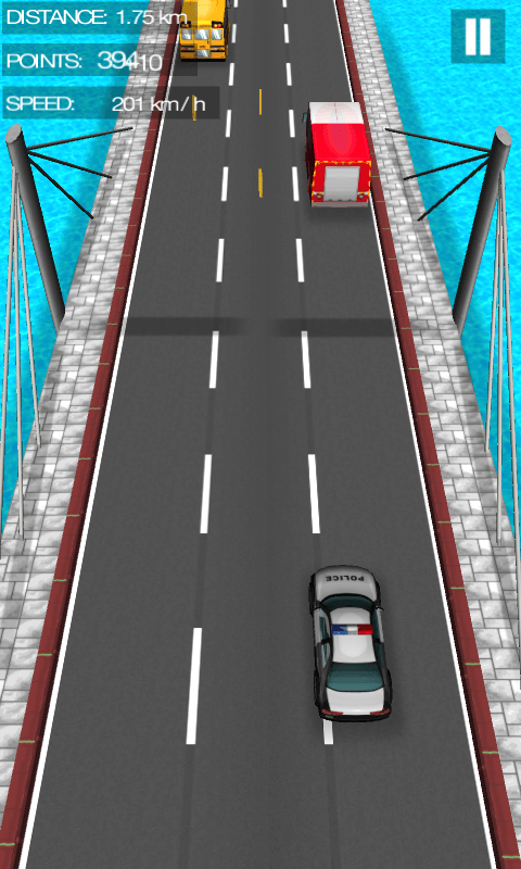 Car Traffic Race- screenshot