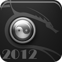 Year of the Dragon ? 2012 logo