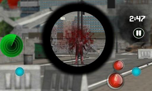 玩免費角色扮演APP|下載軍隊 狙擊兵 殭屍 防禦 戰爭 app不用錢|硬是要APP