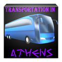 Transportation in Athens icon