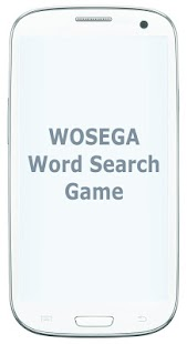 WOSEGA - Word Search Game- screenshot thumbnail