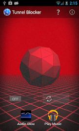 Tunnel Blocker (music vis fix) Screenshot 2