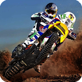 Speed  Motocross Wallpaper