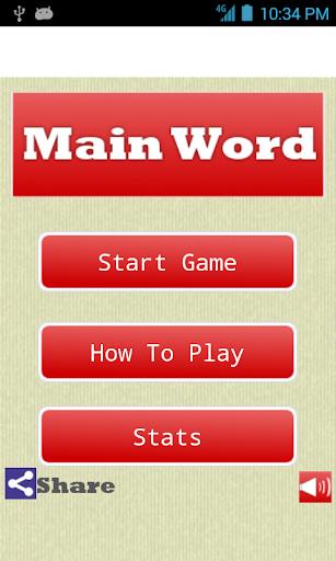 Main Word