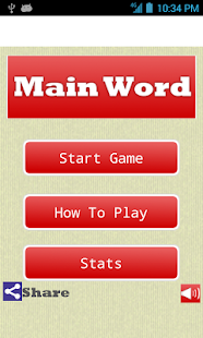 Main Word- screenshot thumbnail