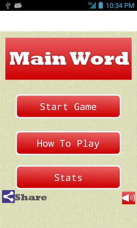 Main Word- screenshot