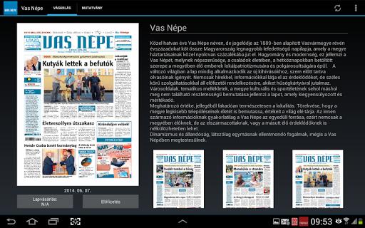 新聞必備APP下載|Vas Népe 好玩app不花錢|綠色工廠好玩App