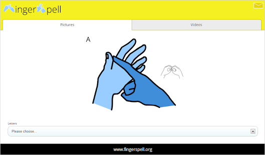 FingerSpell- screenshot thumbnail