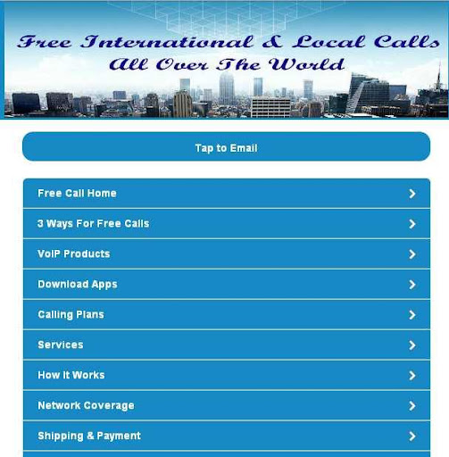 Free Mobile Net Call