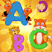 Alphabet Memory Game for Kids