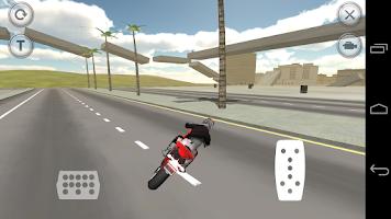 Screenshot of Extreme Moto