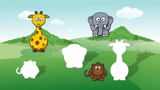 Animal Puzzle HD Free - screenshot thumbnail