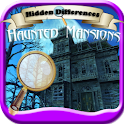 Hidden Objects Haunted Mansion logo