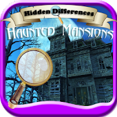 Hidden Objects Haunted Mansion