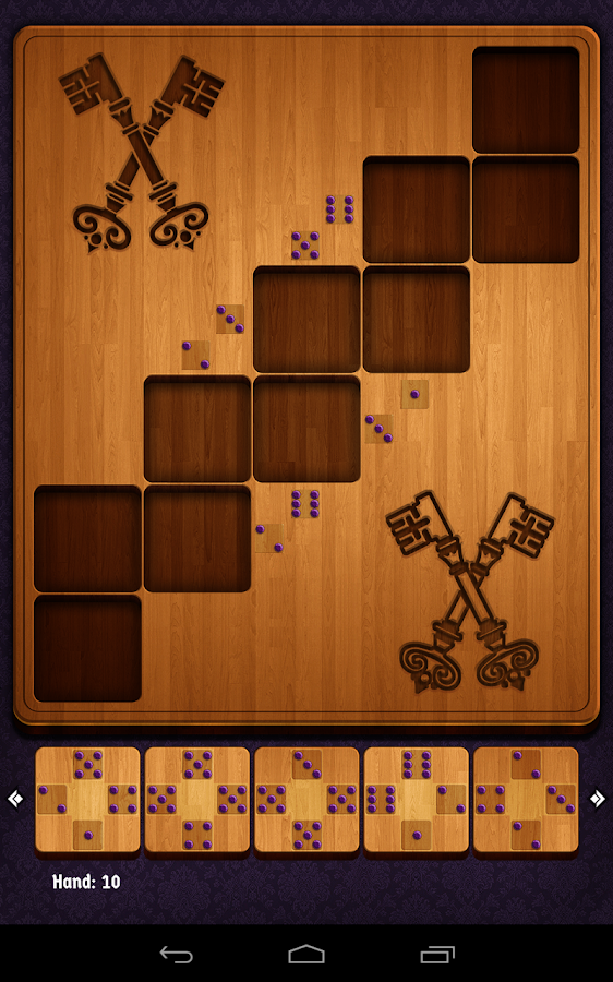 Board Games: Sevens - screenshot