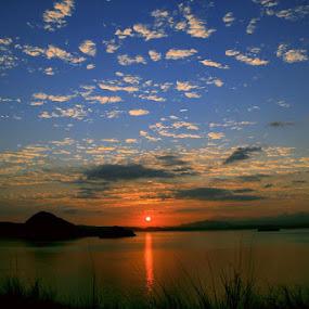 by Andhi Alfhian - Landscapes Sunsets & Sunrises