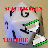 Scattergories TimerDie