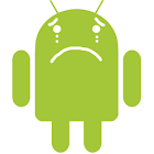 Lost Android icon