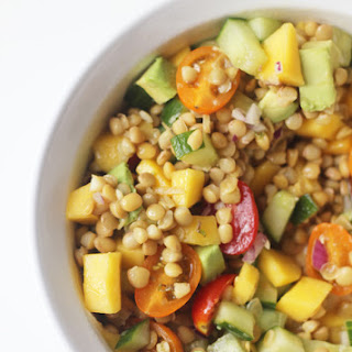 Tropical Lentil Salad