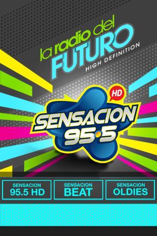 SensacionFM 95.5 App