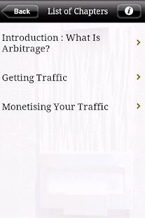 The Arbitrage Model - screenshot thumbnail