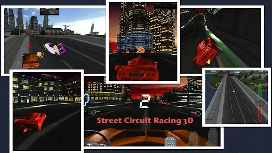 Street Circuit Racing Speedway