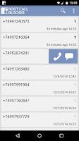 Screenshot of Root Call Blocker Pro