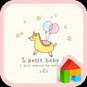 Petitbaby dodol theme icon
