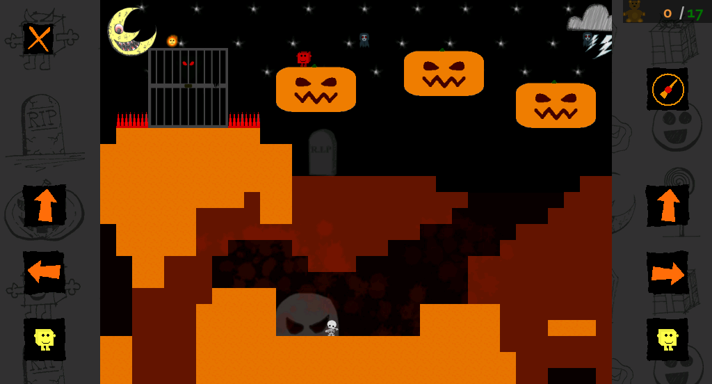 Trick or Treat- screenshot