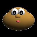 Potaty 3D FREE mobile app icon