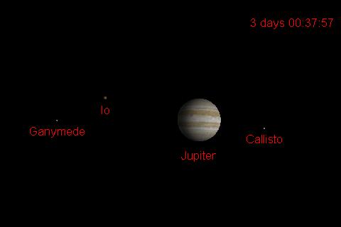 solar system maps simulations - photo #41