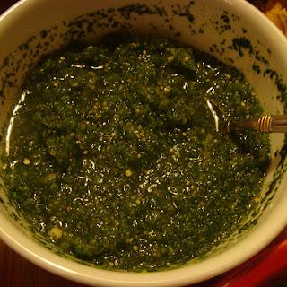 Green Tomatillo Salsa!