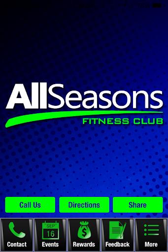 All Seasons Fitness Club
