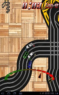 Car Tracks Free - screenshot thumbnail