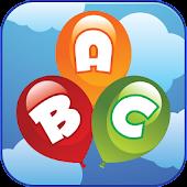Alphabet Balloon Pop (No Ads)