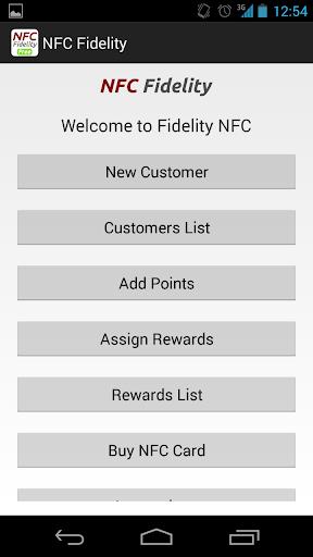 NFC Fidelity PRO